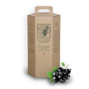 Fekete ribizli lé – 100%, szürt fekete ribizli velő – 1 liter