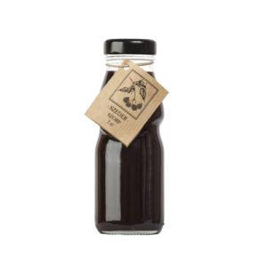 Szeder szörp üvegben – 2dl